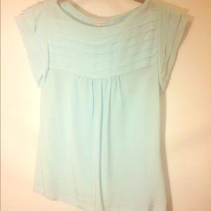 Banana Republic short sleeve blouse size medium